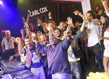 Carl Cox - 2011 - Cannes