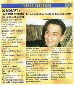 1992 L'EXCES