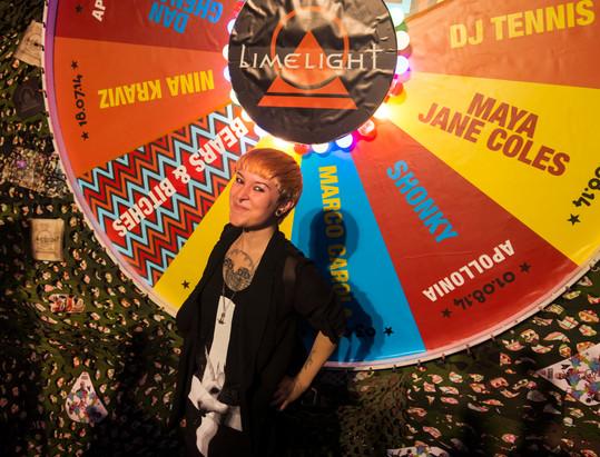 Maya Jane Coles - 2014 - Cannes