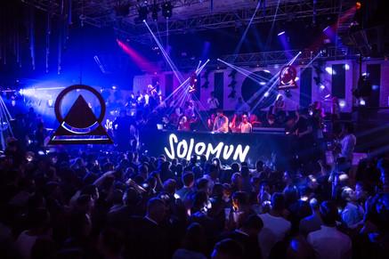 Solomun - Juillet 2016 - Cannes