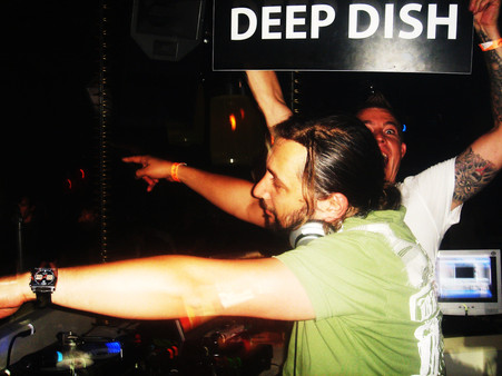 Sharam Deep Dish - 2007 - Cannes