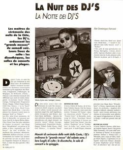 1991 COTE MAGAZINE