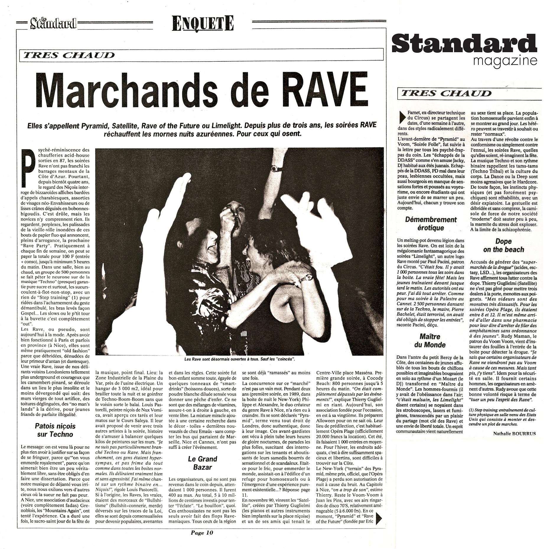 1992 LE STANDARD