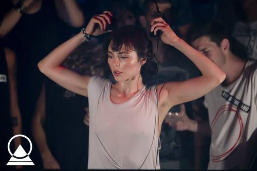 Nina Kraviz - 2013 - Cannes