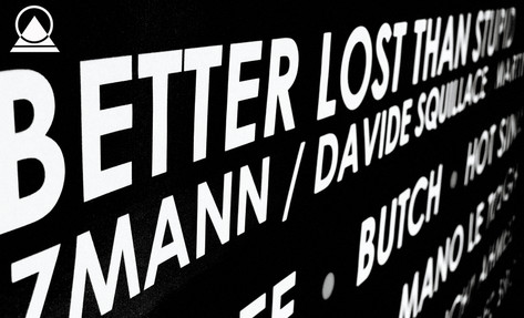 Better lost than stupid - 2017 - Cannes