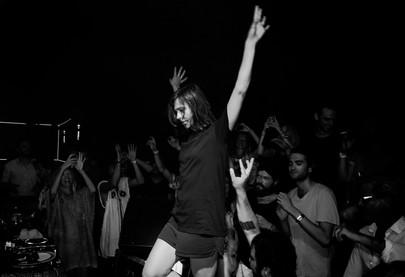 Nina Kraviz - 2014 - Cannes
