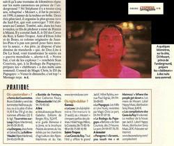 2002 L'EXPRESS résumé