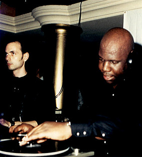 Carl Cox - 1998 - Cannes