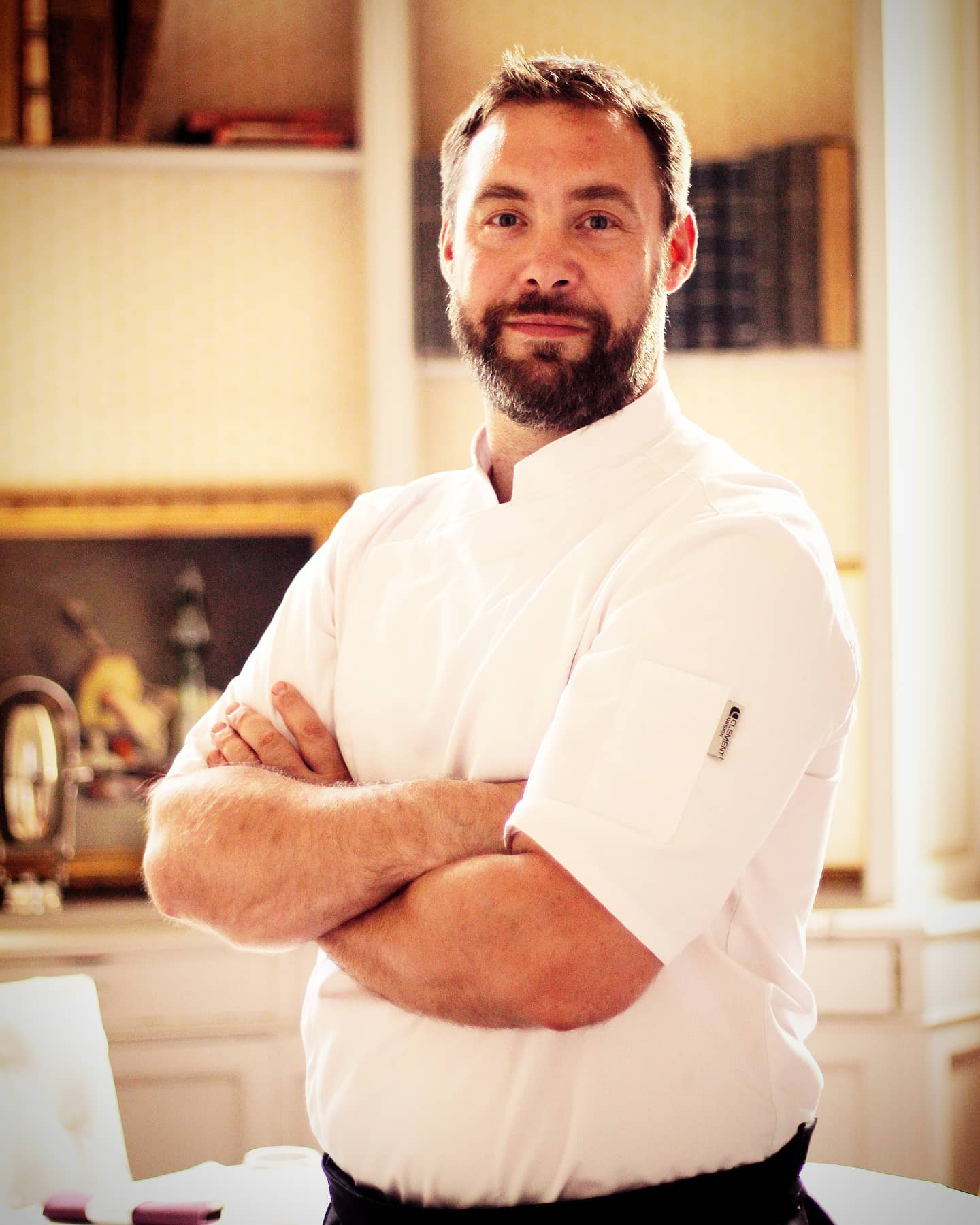 Photo Chef Damien Réveiller été 2020