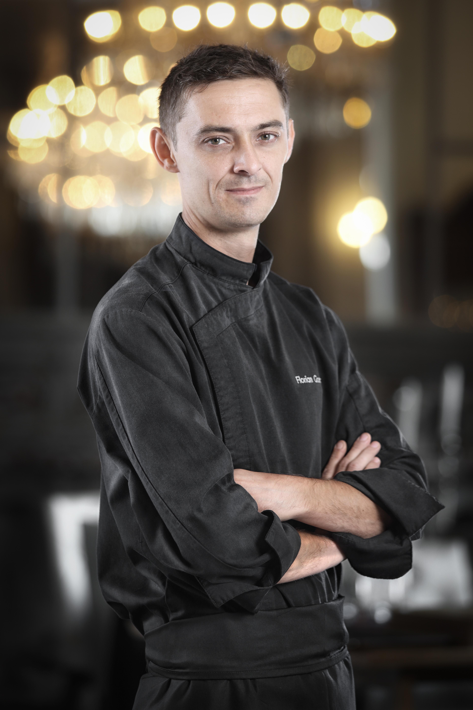 Le chef  Florian Grundeler