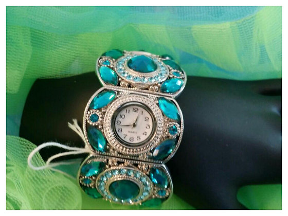 Aqua Jewel Watch