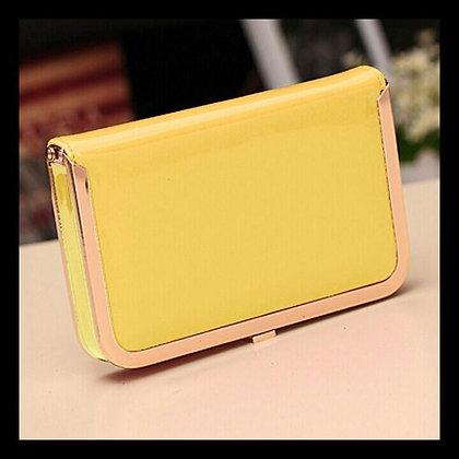 Yellow Beautiful  Clutch Bag