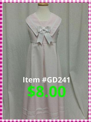 Item # GD241 Pink Dress