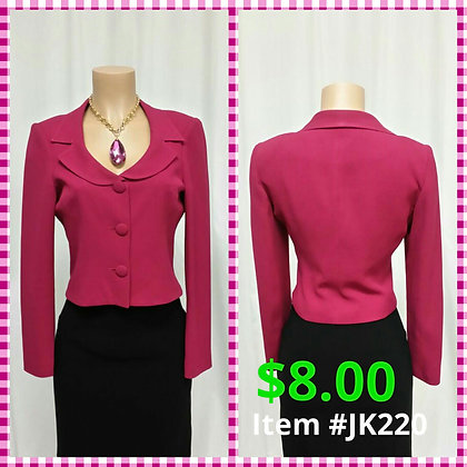 Item # JK220 Pink