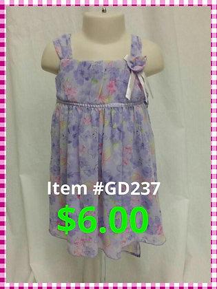 Item # GD237 Purple Dress
