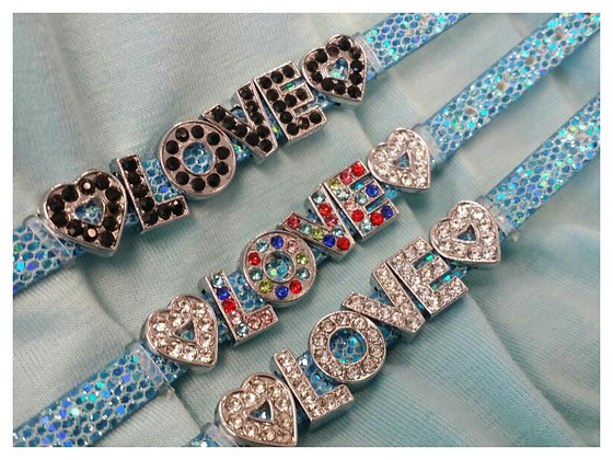 Love Bracelets (Three)