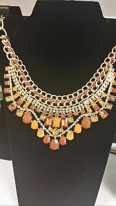 Cleopatra Style Necklace