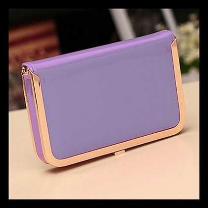 Purple Beautiful  Clutch Bag