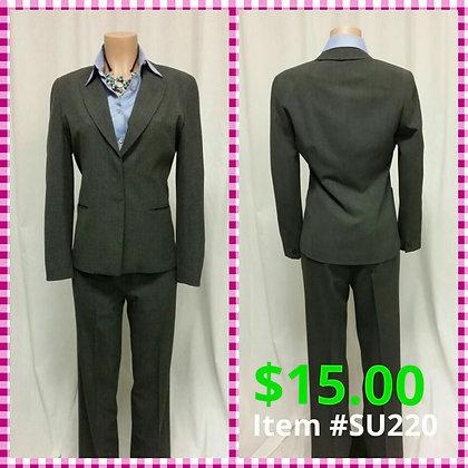 Item # DR220 Gray Suit