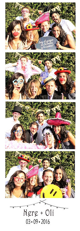 Photo booth hire for weddings in Marbella, Malaga, Costa del Sol