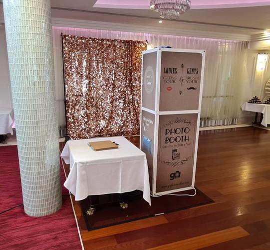 Open Photobooth Weddings
