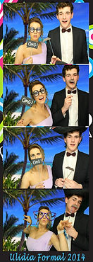 GO photo booth hire for event