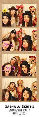 Photobooth strip Belfast
