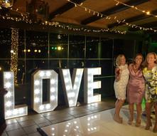 LOVE for weddings