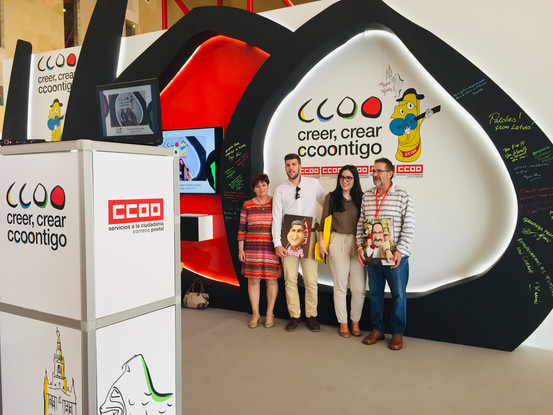 Photobooth in congresn_para_congresos_y_exhibiciones.