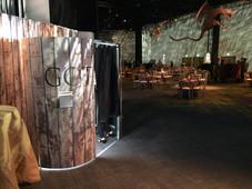 Photobooth Gala dinner