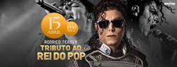 Rodrigo Teaser Tributo ao Rei do Pop