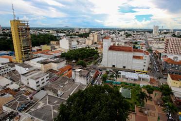 Cuiabá é uma das 100 melhores cidades do Brasil para se investir