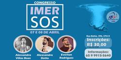 Congresso Imersos - Cuiabá MT