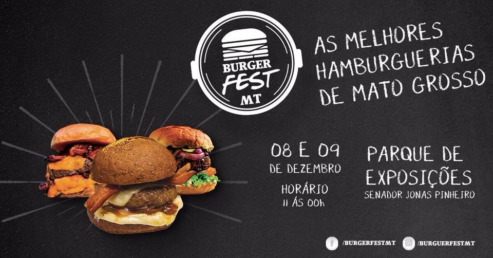 Burger Fest MT - Entrada gratuita