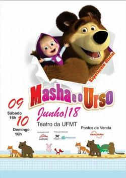 Masha e o Urso Live Show