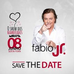 Show dos Namorados com Fabio Jr @mus