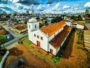 Os 298 anos de Cuiabá com muita festa
