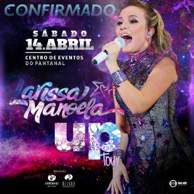 Larissa Manoela @centrodeeventospant
