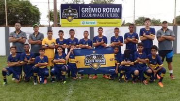 Escolinha de Futebol Rotam será lançada em Cuiabá