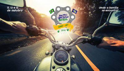 Moto Grosso Brasil @sesipapa
