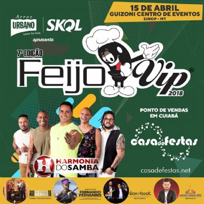 Feijo VIP 2018 em Sinop