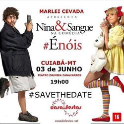 #É NÓIS com Marlei Cevada @teatrozul