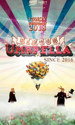 Umbrella Circus