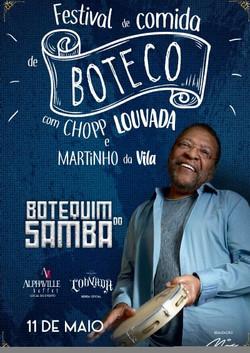 Botequim do Samba com Martinho da Vi