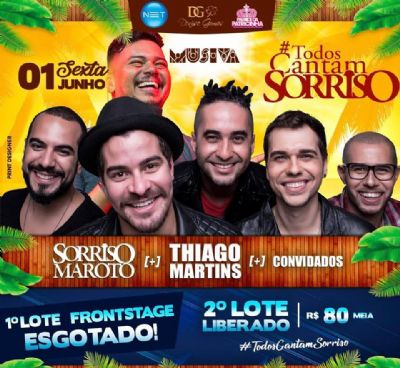 Sorriso Maroto + Thiago Martins