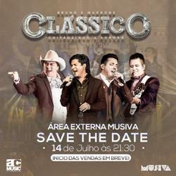 Classico com Bruno & Marrone / Chita