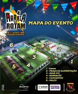 Arraia da Rotam @batalhaodarotam