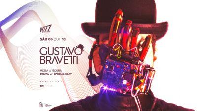 Gustavo Bravetti Live