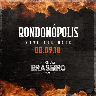 Festival Braseiro em Rondonopolis