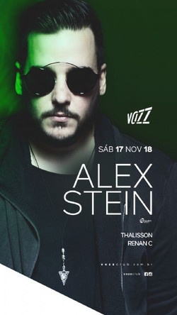 Alex Stein @vozzclub